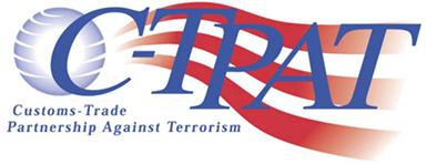 Customs-Trade Partnership Against Terrorism logo